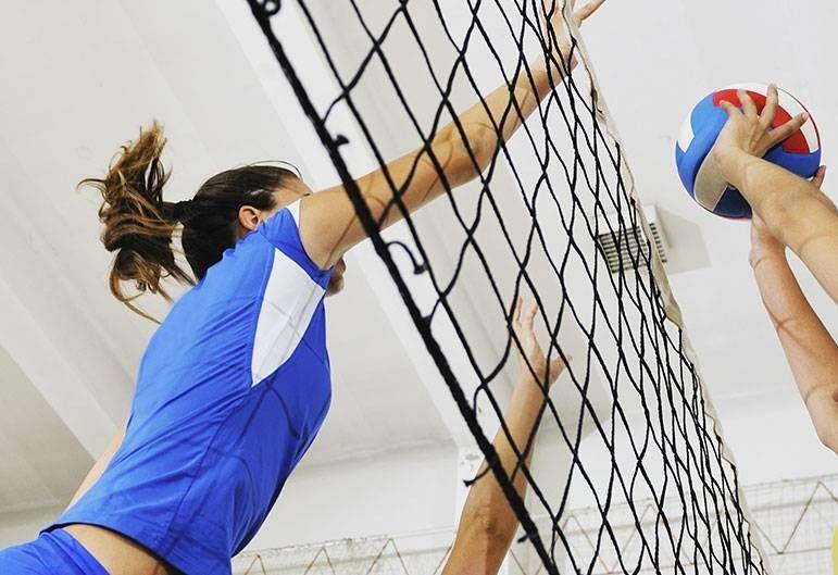 Traumi e sport - Pallavolo