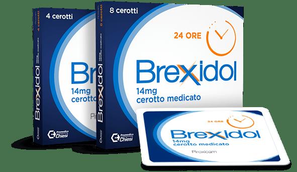 Brexidol cerotto - 24 ore contro il dolore