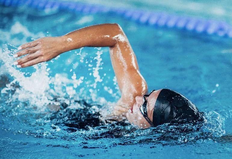 Traumi e sport - Nuoto